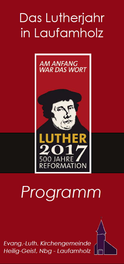 Lutherjahr in Laufamholz